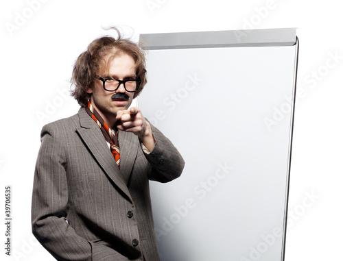 Fotografia Professor