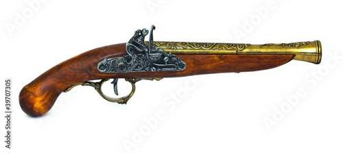 Photo Blunderbuss Pistol