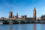 Fototapeta Big Ben - Big Ben Londres Angleterre