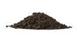 canvas print picture - Heap dirt