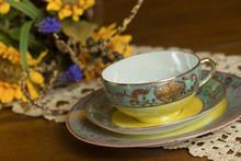Antique China Tea Set