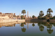canvas print picture Karnak, Temple Complex in Luxor, Egypt