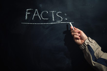 Facts On The Blackboard
