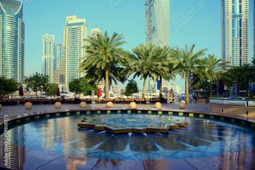 Obrazy na płótnie Canvas Dubai, UAE