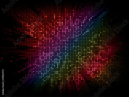 Fototapety, obrazy: Disco lights