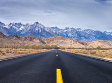 Road To Lone Pine