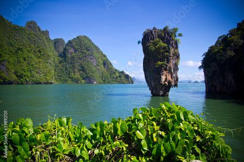 Spoed Foto op Canvas Nieuw Zeeland island in thailand