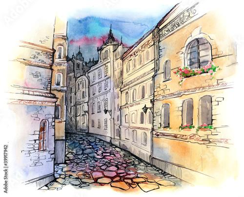 stara-ulica-miasta
