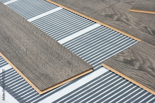 Infrared Floor Heating System Under Laminate Floor Buy This Stock