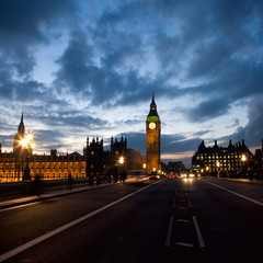 Westminster Nigth View
