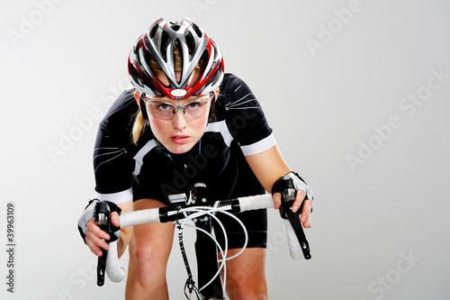 Fotografie, Obraz  road bike race cyclist