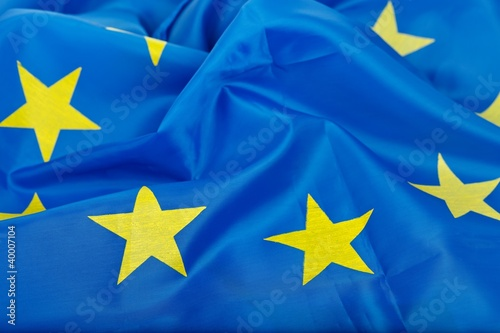 Wall Murals Northern Europe Flag of the European Union