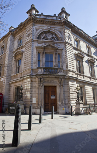 Fotografija  Bow Street Magistrates Court