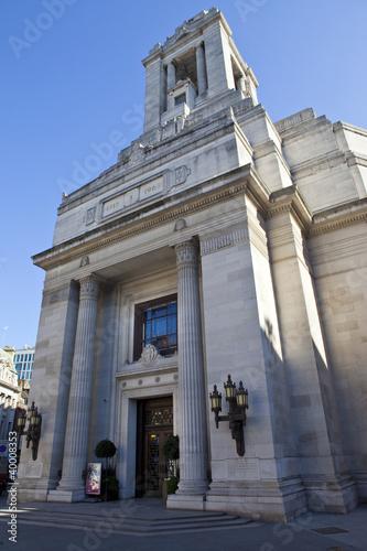Fotografija  Freemason's Hall in London