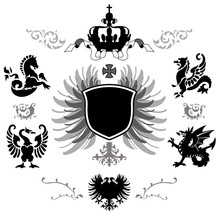 Arms With Different Supporters