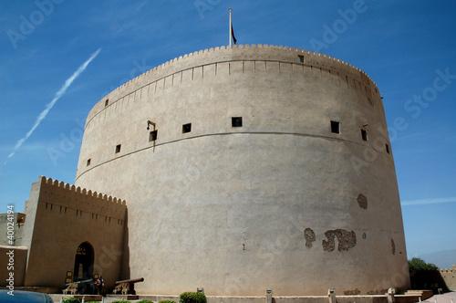 Fotografie, Obraz  Oman. Il Forte di Nizwa