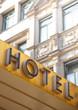 Hotel - Schild