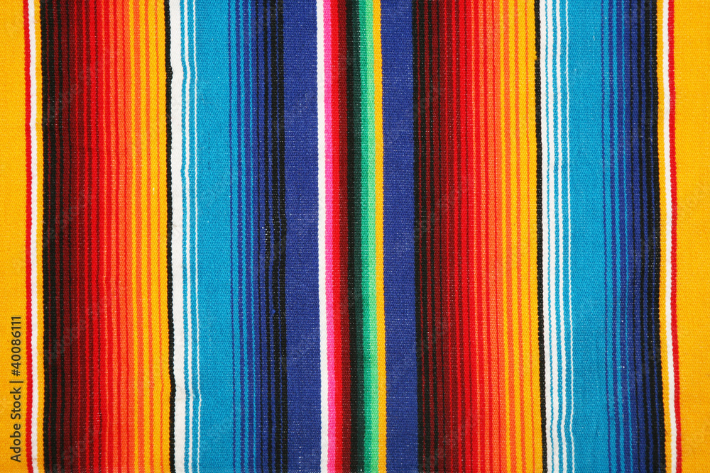 Fototapeta mexican pattern