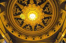 Dome Of The Kyiv Opera House