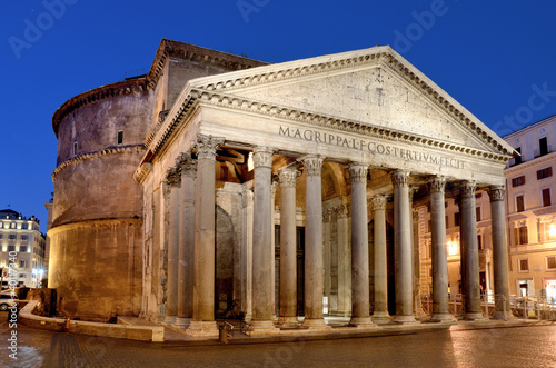 Poster Rome Pantheon, Rome