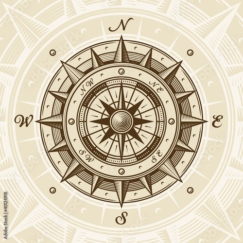 vintage-kompas