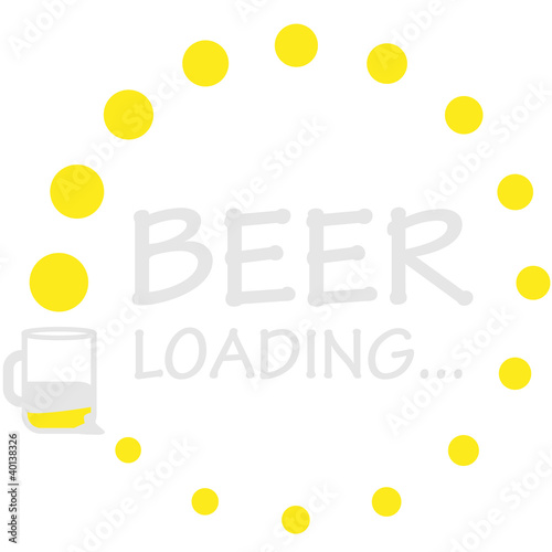 Photo  beer_loading