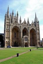 Cathedral, Peterborough, UK ©...