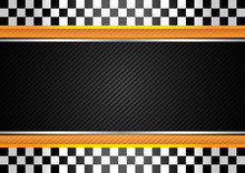 Racing Striped Background