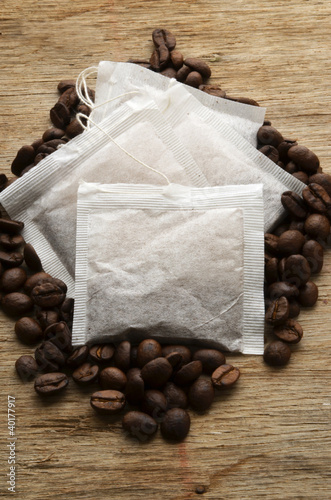 Recess Fitting Coffee bar Coffee bags Bustine di caffè Café en saquitos