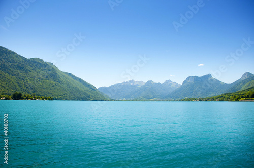 Photo Lake Annecy