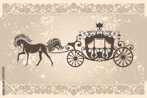 Fotografía  Royal carriage