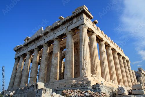 Canvas Prints Athens Pantheon Akropolis Athen