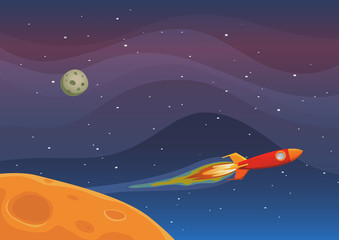 Putovanje svemirskim brodom u svemir