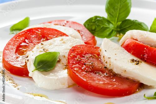 Fotografie, Obraz  Caprese salad