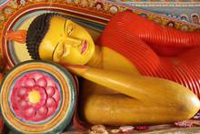 Buddha Statue, Anuradhapura, Sri Lanka