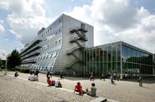 Das Wissenschaftliche Zentrum (WZ III) In Kassel