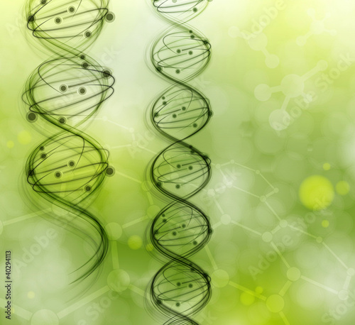 Akustikstoff - DNA molecules