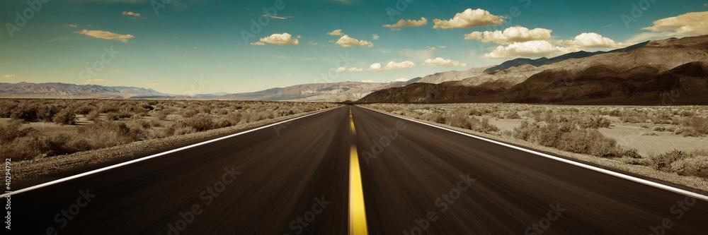 Fototapety, obrazy: road