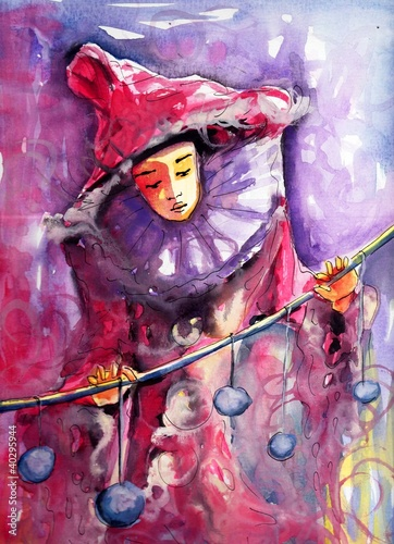 Recess Fitting Painterly Inspiration cyrk