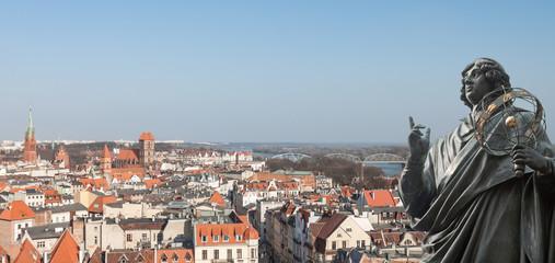 Fototapeta Torun, city of Copernicus