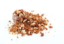 Caramelized Crumbled Almonds