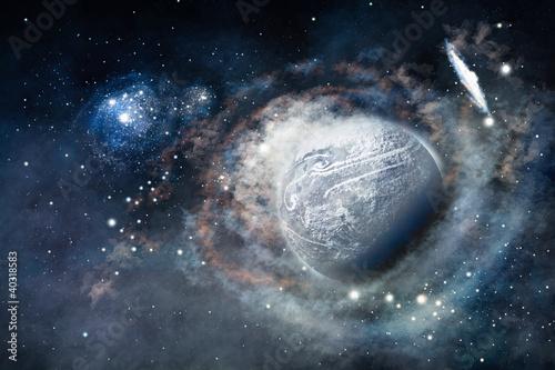 przestrzen-galaktyki-z-gwiazdami-i-plan