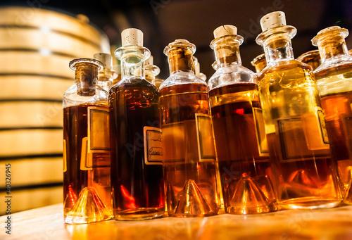 Fotografie, Obraz  Liqueur pour assemblage du cognac