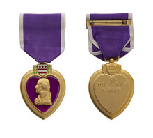 US Purple Heart