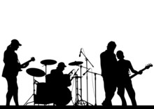 Rock Musical Band