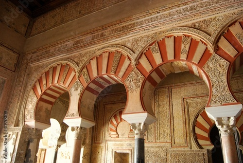 Abd Al Rahman III Hall Medina Azahara Spain C Arena Photo UK