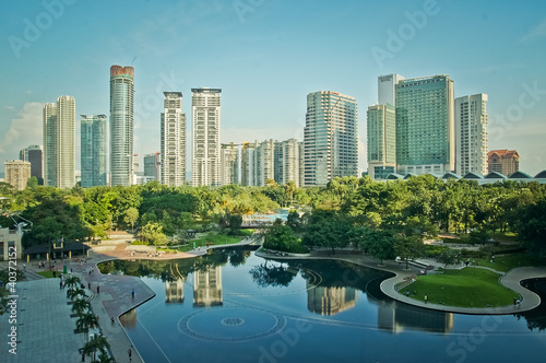 Keuken foto achterwand Kuala Lumpur Kuala Lumpur