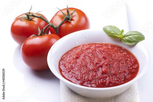 Fotografía  Salsa di pomodoro