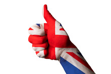 United Kingdom National Flag T...