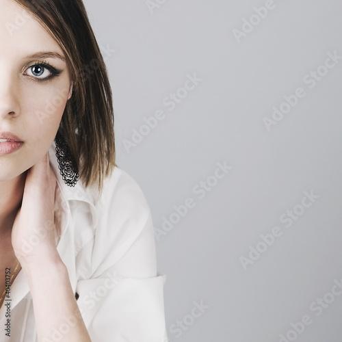 Obraz Beauty Portrait - fototapety do salonu